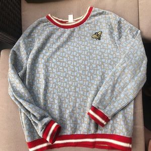 H&M Bee sweater